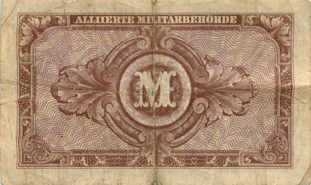 10 марок 1944 года (Германия)