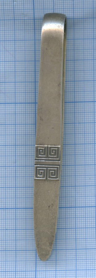 Щипцы (серебро 916 пробы) (СССР)