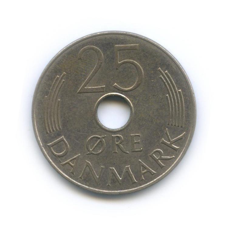 25 эре 1983 года (Дания)
