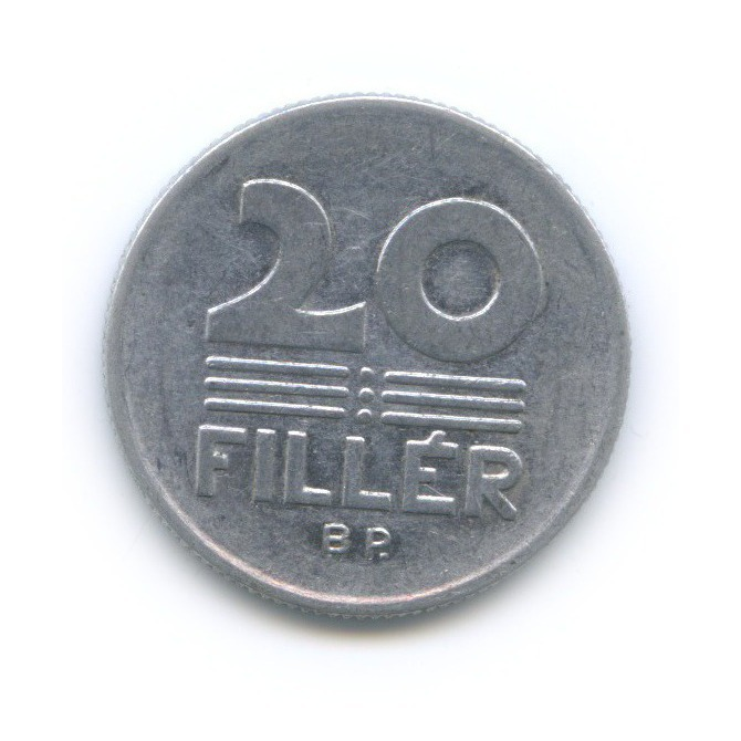 20 филлеров 1984 года (Венгрия)