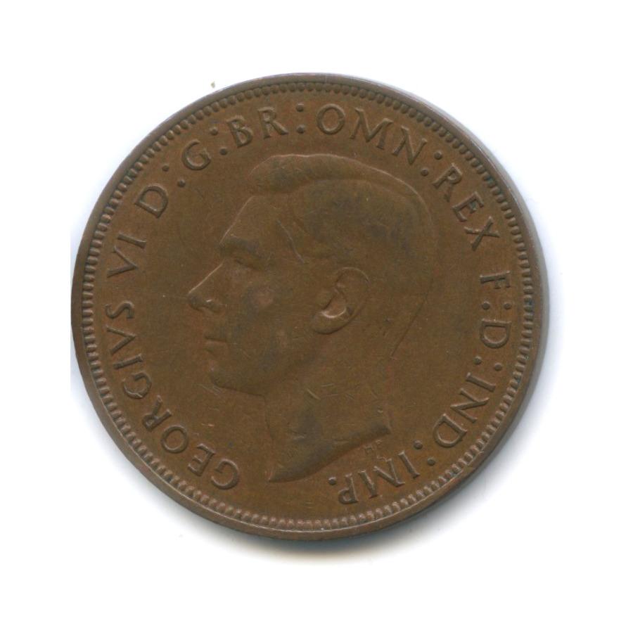 1 пенни 1948 года (Великобритания)