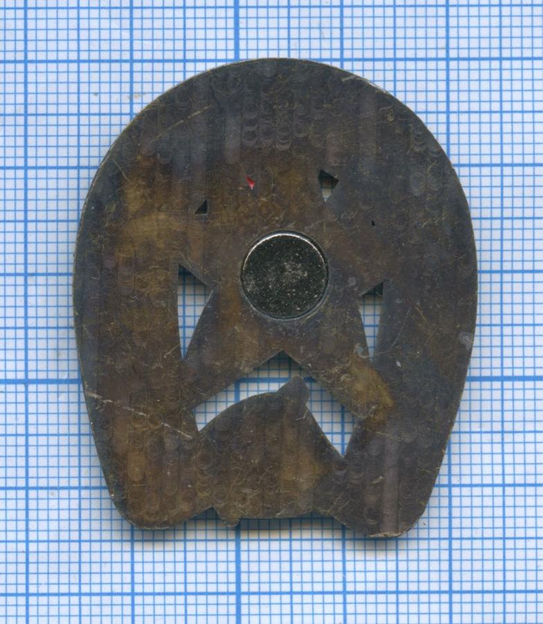 Знак «Заотличную рубку» (копия)