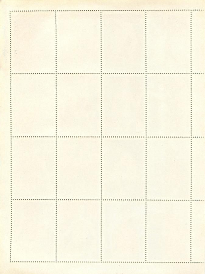 Набор почтовых марок «Живопись» (Экваториальная Гвинея)
