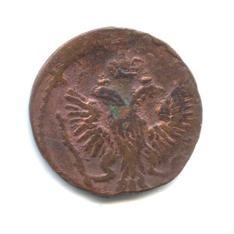 Денга (1/2 копейки) 1746 года (Российская Империя)