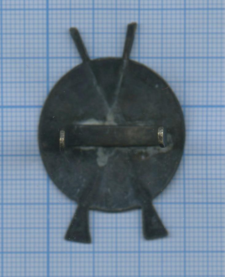 Знак «Заотличную стрельбу» (копия)