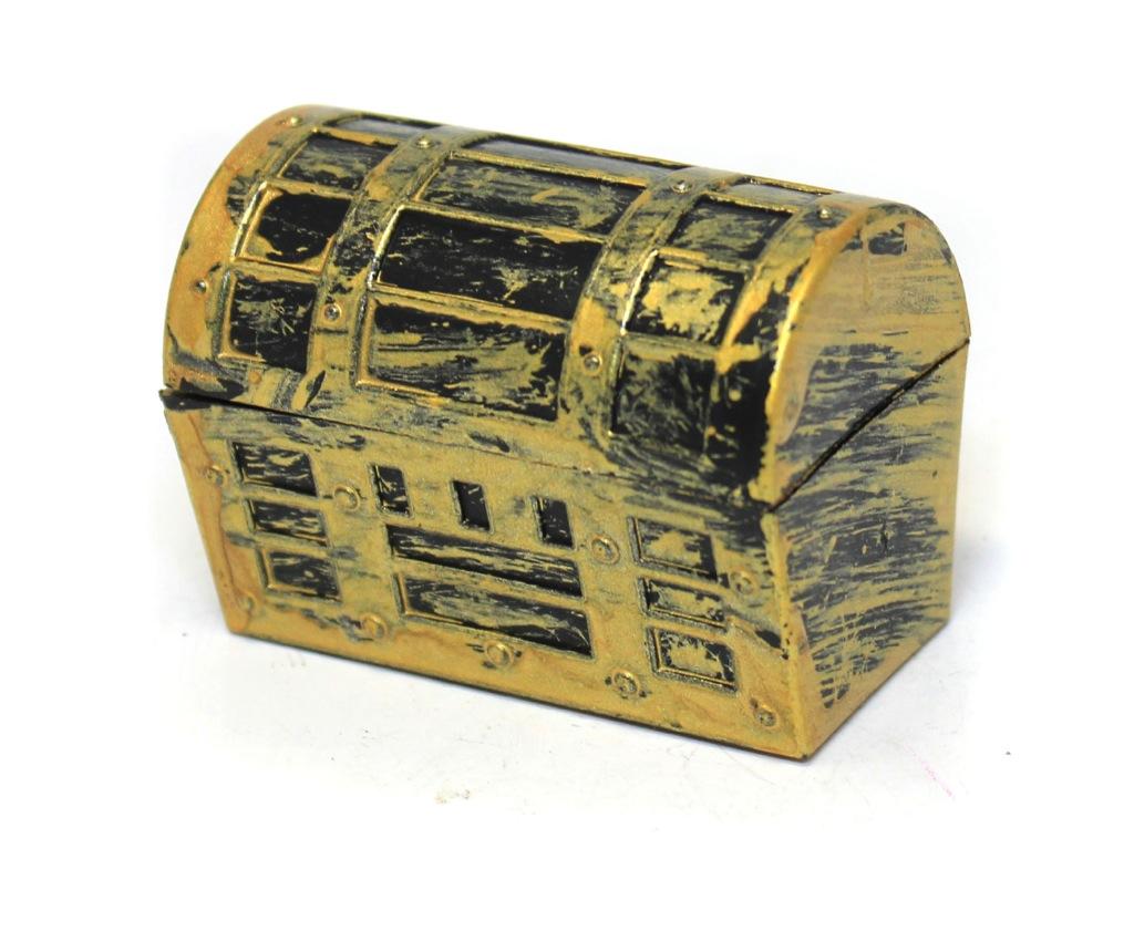 Шкатулка-сундук (6×4 см)
