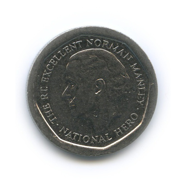 5 долларов 1996 года (Ямайка)