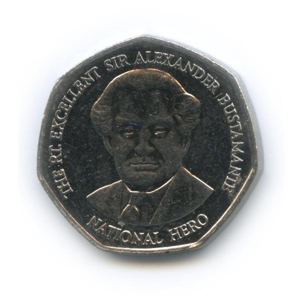1 доллар 2005 года (Ямайка)