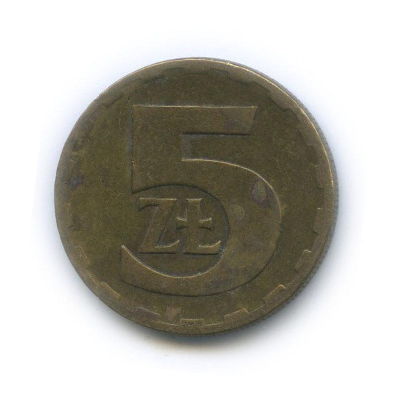 5 злотых 1976 года (Польша)