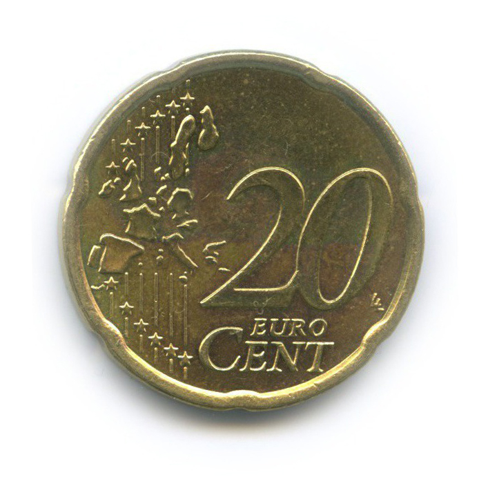 20 центов 2007 года (Австрия)