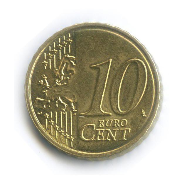 10 центов 2011 года (Бельгия)