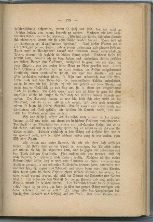 Книга «Märchen aus 1001 nacht», Штутгарт (204 стр.) (Германия)