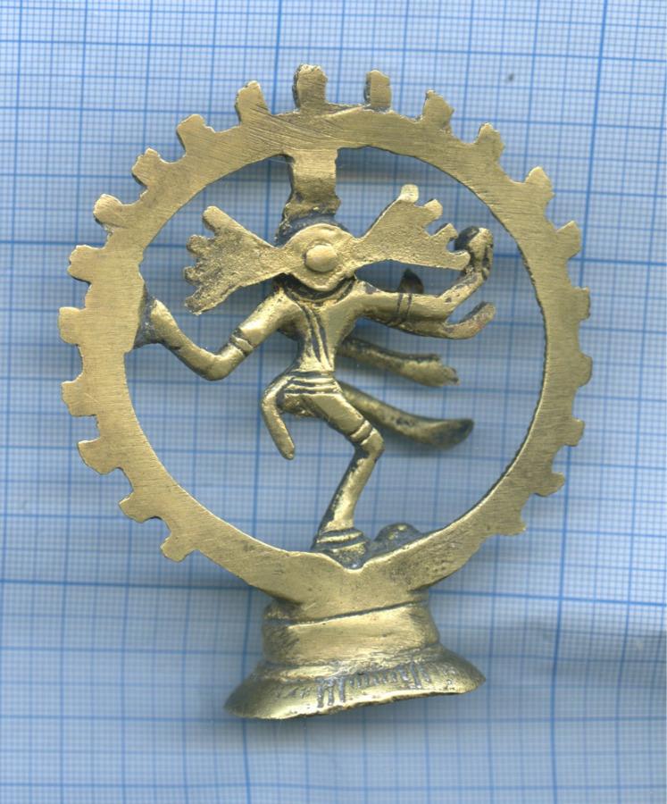 Статуэтка «Шива Натараджа»