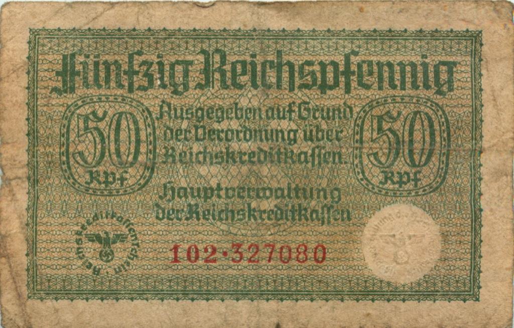 50 рейхспфеннигов (Германия (Третий рейх))