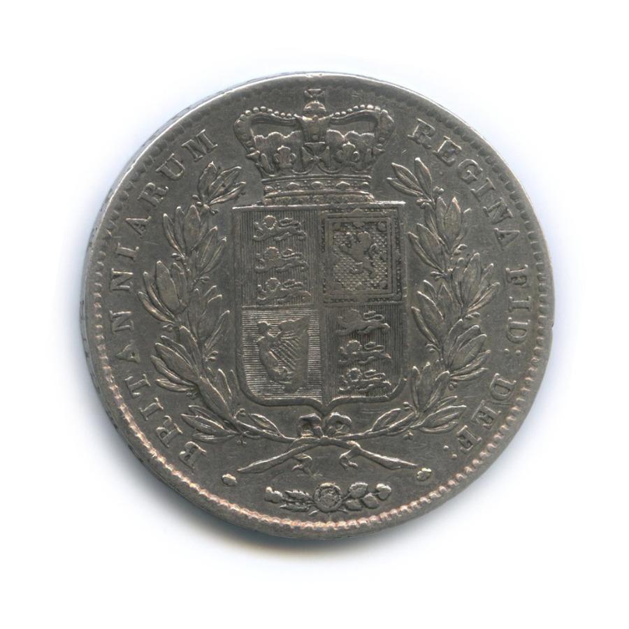 1 крона - Королева Виктория 1844 года (Великобритания)