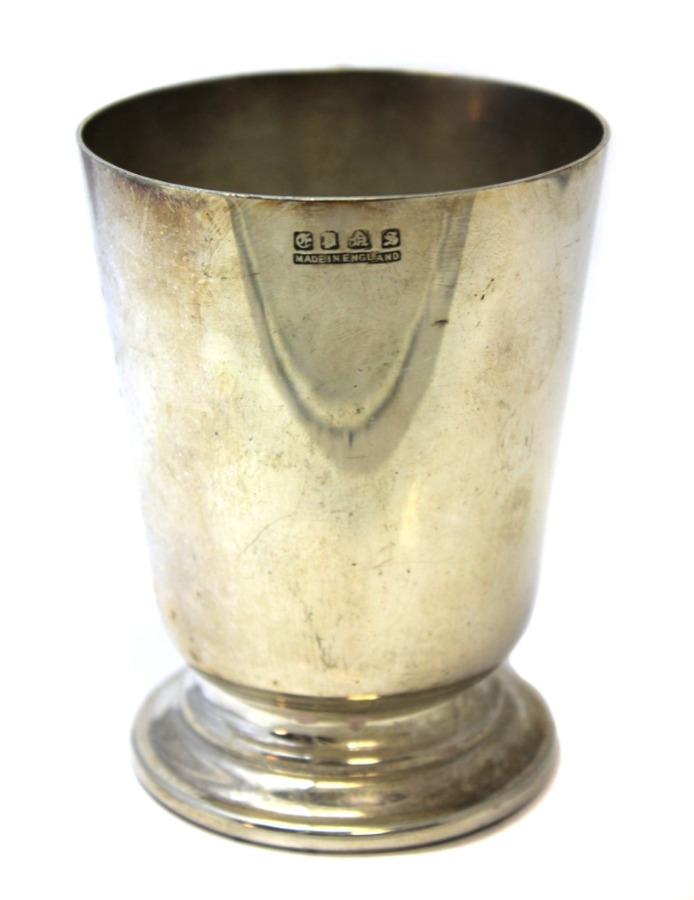 Кружка «EPSN» (серебрение, 10 см) (Великобритания)