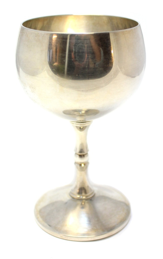 Бокал «Jonelle» (серебрение, 12,5 см) (Испания)