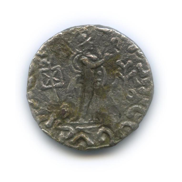 Тетрадрахма, Индо-Скифия, Азес II, Iвек до н. э.