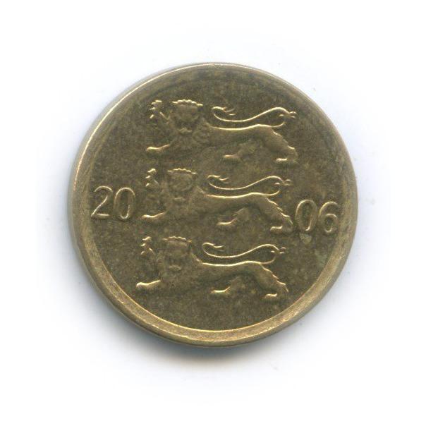 10 сентов 2006 года (Эстония)