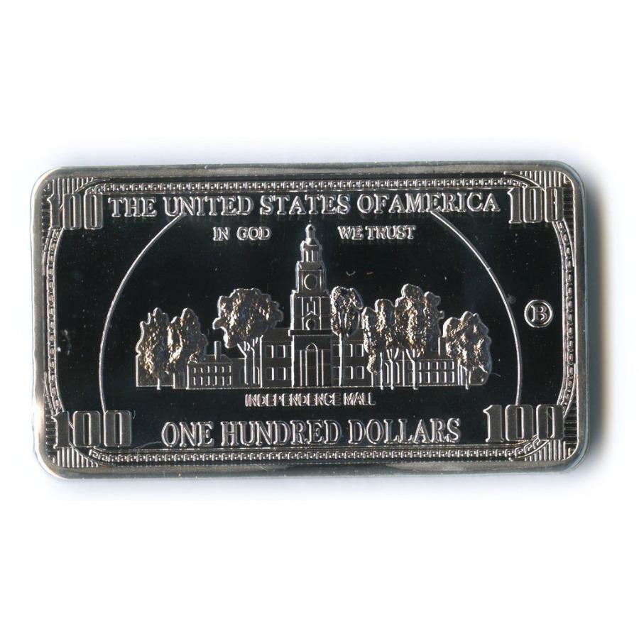 Жетон «100 долларов 2003, США»