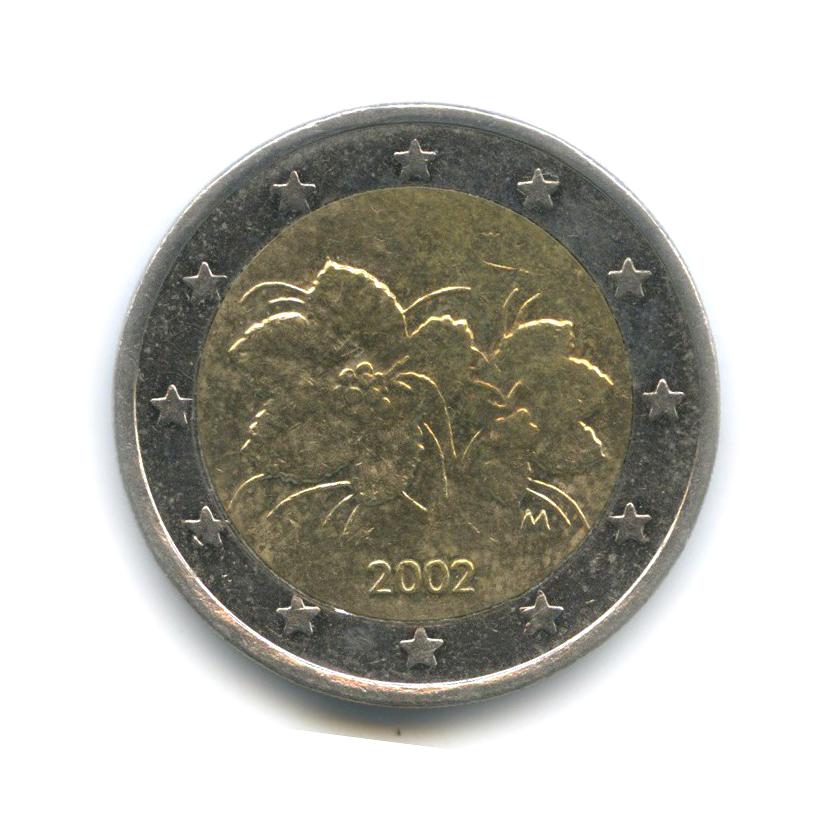 2 евро 2002 года (Финляндия)