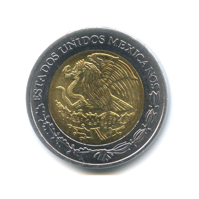 1 песо 2012 года (Мексика)