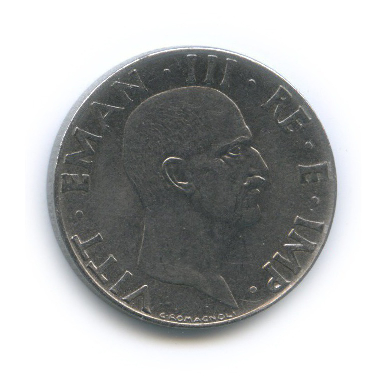 50 чентезимо 1941 года (Италия)