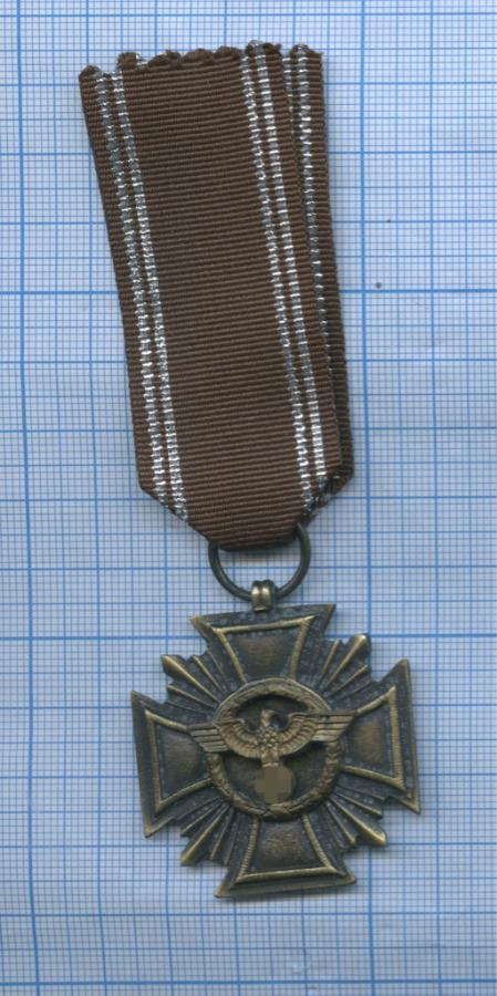 Медаль «Treue für führer und volk», Третий рейх (копия)