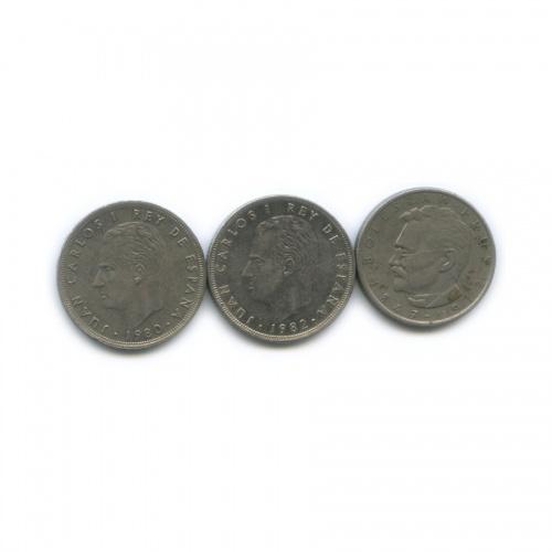 Набор монет (Испания, Польша)