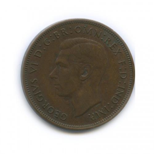 1 пенни 1946 года (Великобритания)