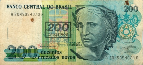 200 крузадо (Бразилия)