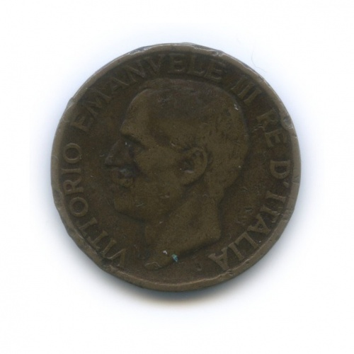 10 чентезимо - Виктор Эммануил II 1923 года (Италия)