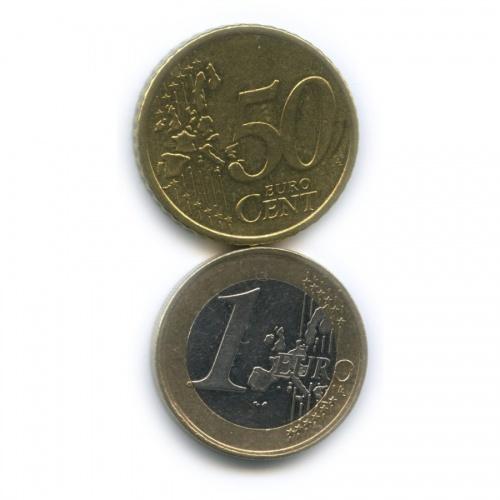 Набор монет 2006 года (Финляндия)