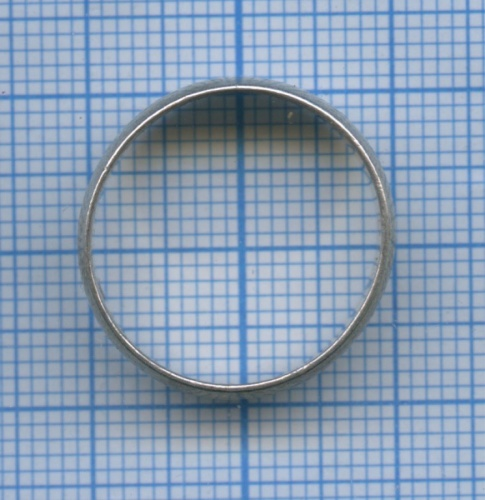 Кольцо (серебро 925 пробы) (СССР)