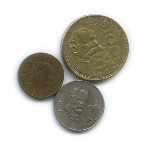Набор монет (Мексика)