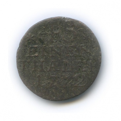 1/48 талера, Пруссия 1772 года