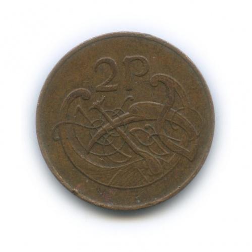 2 пенса 1982 года (Ирландия)