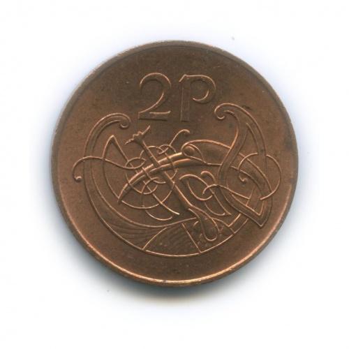 2 пенса 1971 года (Ирландия)