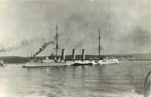Фотография «Корабль «Очаков» (Российская Империя)