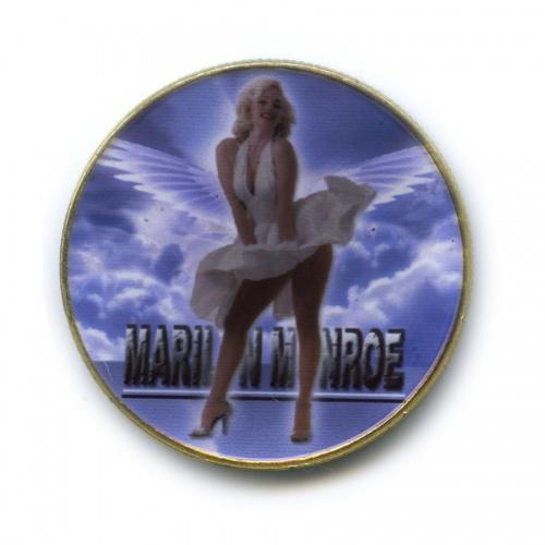 Жетон «Marilyn Monroe 1926-1962»