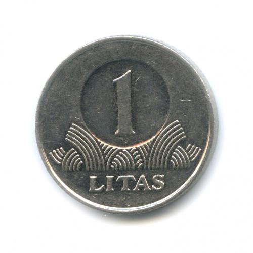1 лит 2009 года (Литва)