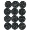 Набор монет 10 шиллингов - Знака зодиака, Республика Сомали 2006 года