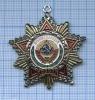 Знак «Орден дружбы народов» (копия) (Россия)