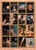 Набор почтовых марок «История космоса» (Аджман) (ОАЭ)