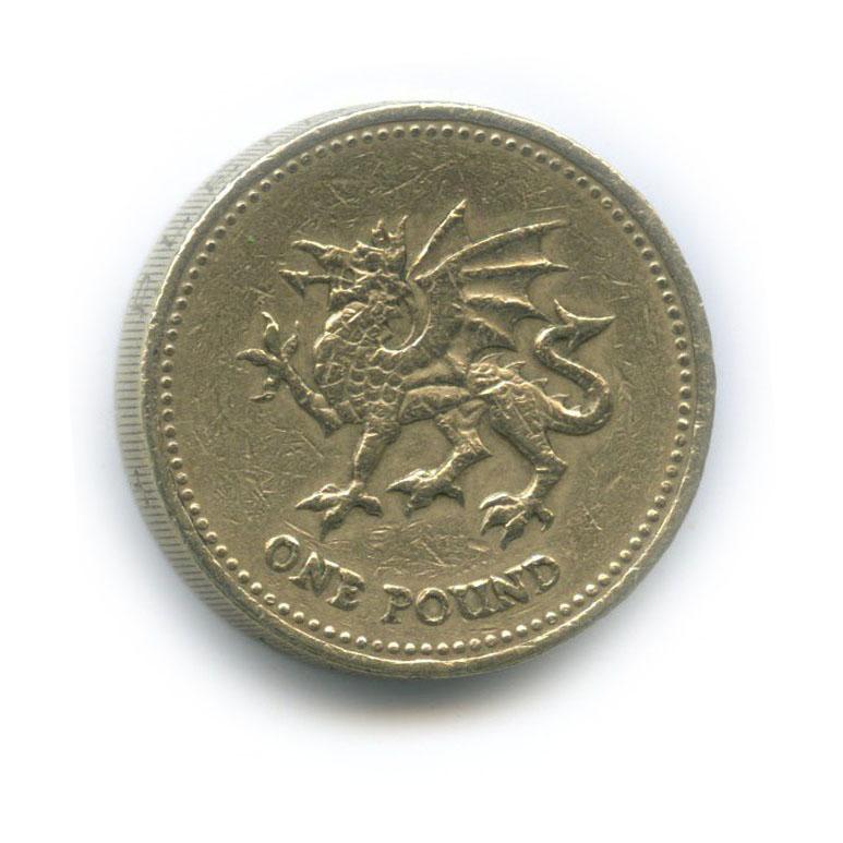 1 фунт 2000 года (Великобритания)