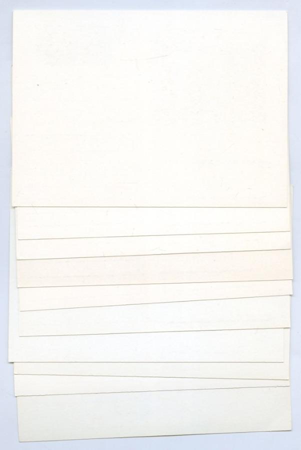 Набор почтовых карточек (разные, 10 шт.) (СССР)