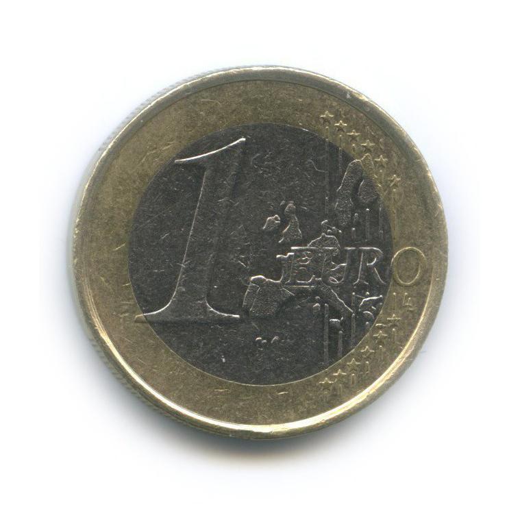1 евро 2002 года (Ирландия)