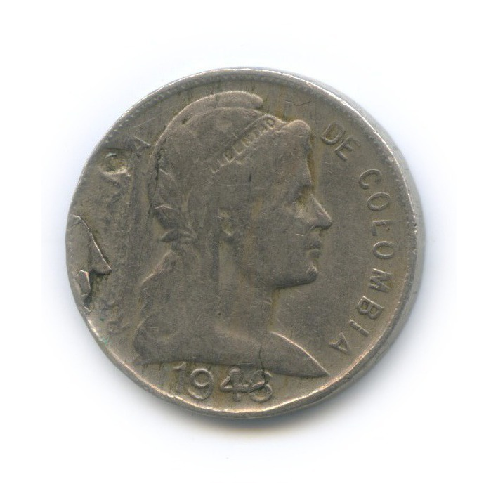 5 сентаво 1946 года (Колумбия)