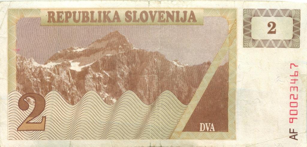 2 толара (Словения)