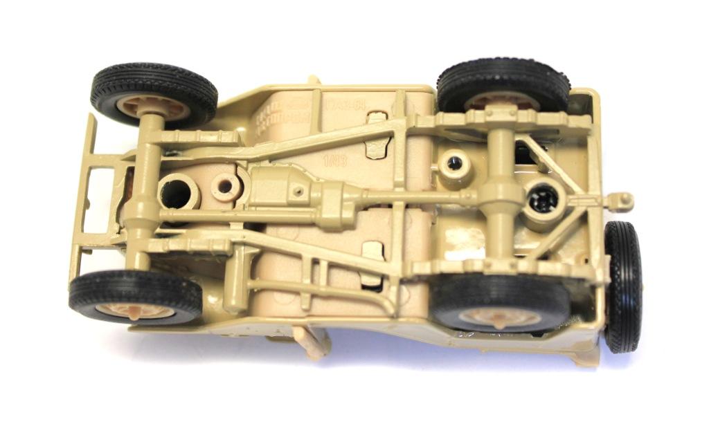 Модель машины «ГАЗ-64» (8 см) (Китай)